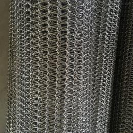 全国热销304不锈钢传送带厂家直销金属链板