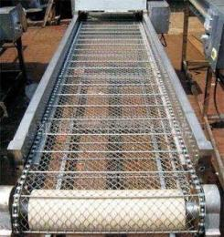 厂家供应不锈钢板式金属网带