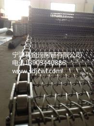 不锈钢输送带 金属螺旋网带 工业用传送网带