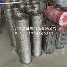 生产供应 链式 输送网带 食品输送 金属网带