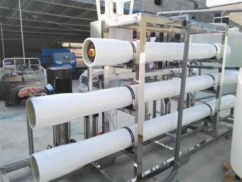 2吨河南亮晶晶水处理设备空调水软化纯净水设备