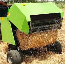 8050廠家直銷拖拉機帶的牽引式圓捆機