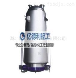 TQ多糖 直筒型 多功能 热回流 提取罐
