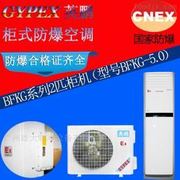 BFKG-5.0樂陵英鵬防爆空調-立柜式BFKG-5.0