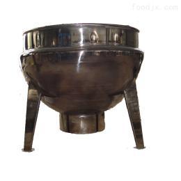 600不锈钢立式夹层锅电加热夹层锅带搅拌夹层锅电热锅