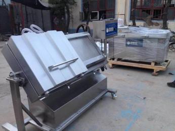 600全自动液体真空包装机不锈钢倾斜式真空封口机械设备