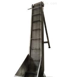 sx-ppj不锈钢爬坡链板输送机-厂-厂家
