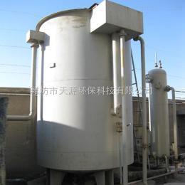 ty竖流溶气气浮机 污水处理设备厂家 骨胶 明胶污水处理专用设备