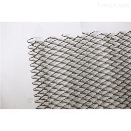 可 不锈钢网带链条传动输送网带 穿杆输送带