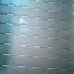 非标定制304不锈钢链板金属链板工业输送传动链条