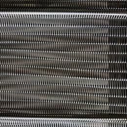 可 不锈钢清洗网带 烘干机网带 链条式网带