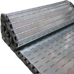 可 供应工件清洗304输送链板 冲孔式不锈钢板