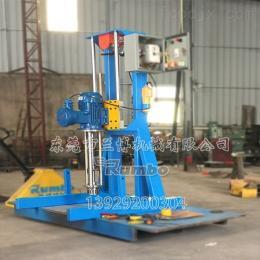rb-200液体搅拌机厂家 东莞高速变频剪切分散机