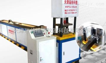 TCK-5000B雙排沖數控小導管沖孔機