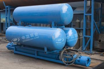 QJ河道专用QJ浮筒式潜水泵