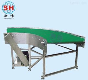 轉彎輸送機 加鏈條板輸送機//皮帶輸送機//鏈板式輸送機/廠家直銷