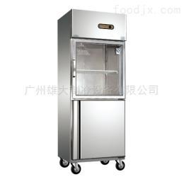 XD123鄂州厨房冷柜,不锈钢冷柜,立式冷柜
