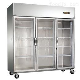 XD68随州厨房冷柜、玻璃门冷柜、商用冷柜