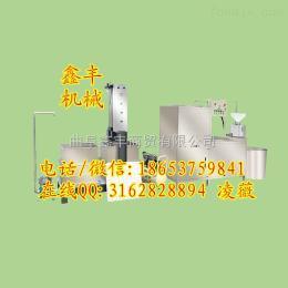 xf-11四川豆腐干機 全自動 新型豆腐干機生產線  豆片機生產線