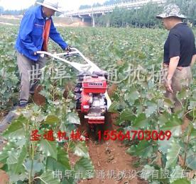 STKG-186林地种植开沟培土机 整地施肥套作翻土机
