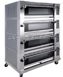 YXD-F120A上海一喜YXD-F120A四層八盤電烤箱(電腦板)