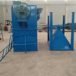 可定制单机布袋除尘器 DMC脉冲袋式厂家定制
