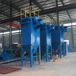 24袋工业脉冲布袋除尘器锅炉水泥罐仓顶集尘设备