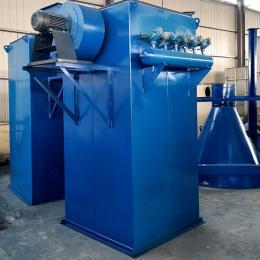 24袋单机脉冲除尘器布袋式小型木工锅炉环保除尘