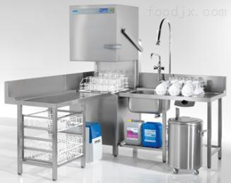 提拉式洗碗機PT-M餐飲專用提拉式洗碗機PT-M-青島美潔爾