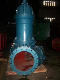 WQ雨辰泵業排污泵結構設計及自動化