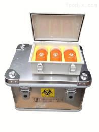 符合三防两耐要求RL-25YSC可办转运生物安全运输箱-北京优冷冷链科技