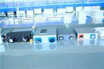 商用機房專用新風換氣機原理-匯合空調
