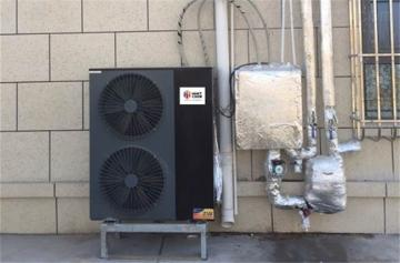 家用煤改电空气能采暖厂家-汇合空调