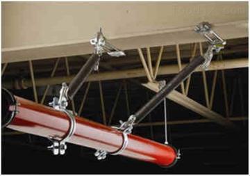一套抗震防震支架-汇合空调