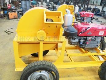 多種專業移動版果園園林拖拉機帶樹枝條還田機