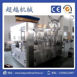 CGF8-8-3全自动三合一液体灌装机 纯净水/矿泉水灌装生产线