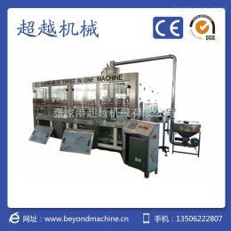 CGF24-24-8三合一全自动灌装机 12000瓶每小时灌装生产线