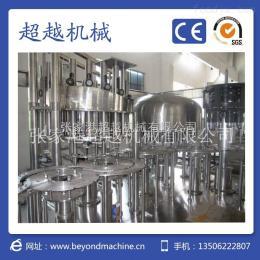 RCGF32-32-1012000-15000瓶每小时果汁饮料灌装机 三合一全自动热灌装生产线