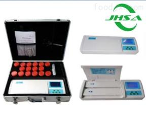JH-BNC16湖北久华食安便携式农药残留检测仪