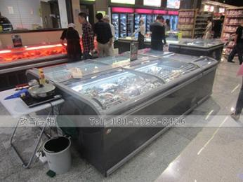WDX-21长沙大容量卧式岛柜厂家供应现货