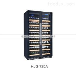HJG-73 惠州红酒冷藏展示柜品牌质量
