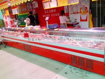 WF-2500XAL福建2米内机鲜肉冷藏柜定制大致