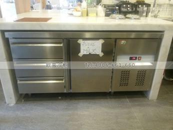 WTC-1800HA上海抽屉式保鲜工作台冰柜现货直销