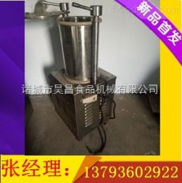 加工定制烤腸灌腸生產線-全自動灌腸機