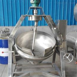 200L燃气加热直立式行星搅拌炒锅