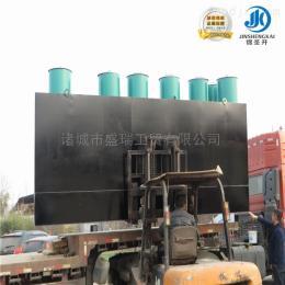 WSZ10外贸屠宰流水线污水处理设备