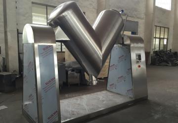 VHJ-1000胶囊粉V型混合机