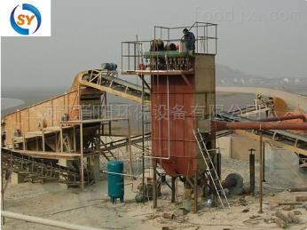 型号齐全长治石料厂碎石机布袋除尘器选型依据