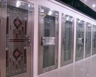 不锈钢门-不锈钢橱柜-大连钣金加工