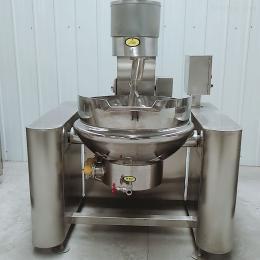 YC-100L商用全自動行星攪拌醬料炒鍋